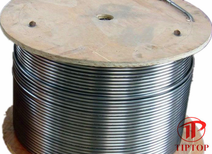 205Mpa Hydraulic Alloy Steel Downhole Coiled Tubing